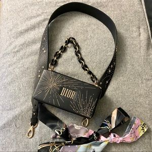 DIOR Limited Edition Lipstick Case Converted Bag